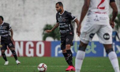 Botafogo-PB x Ituano